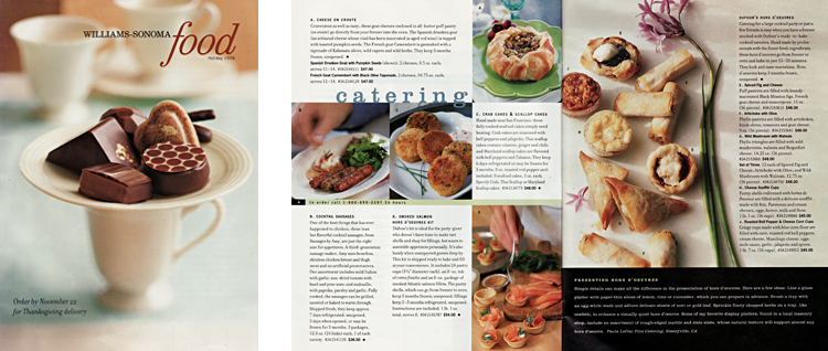 Williams Sonoma - Williams-Sonoma Food